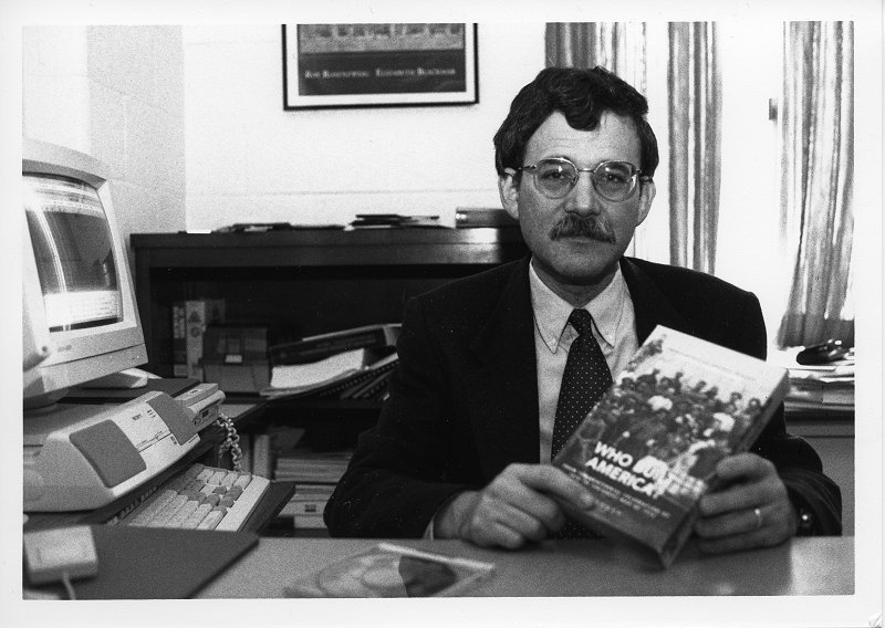 Dr. Roy A. Rosenzweig, October 11, 1995