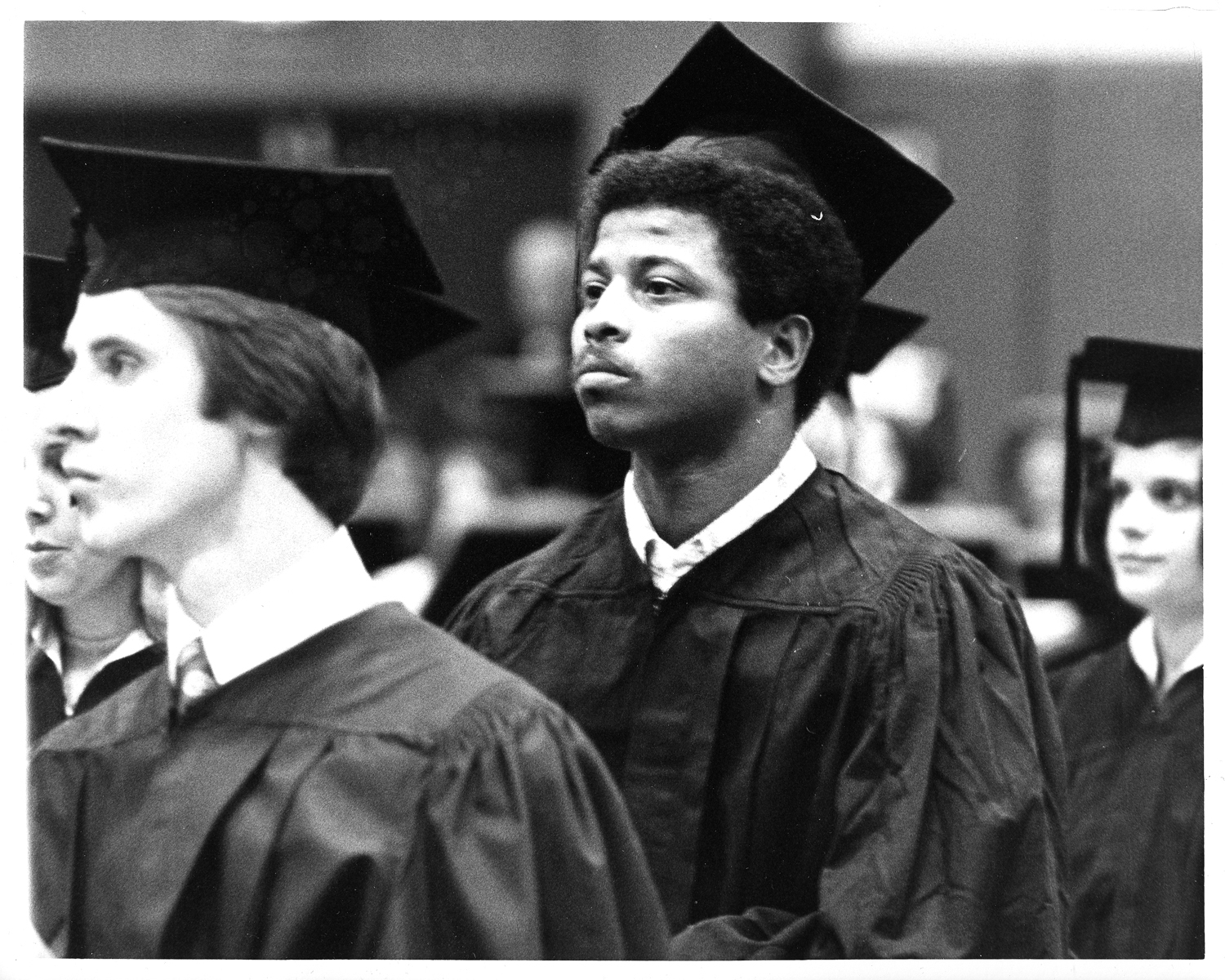 Winter Commencement, January 17, 1975