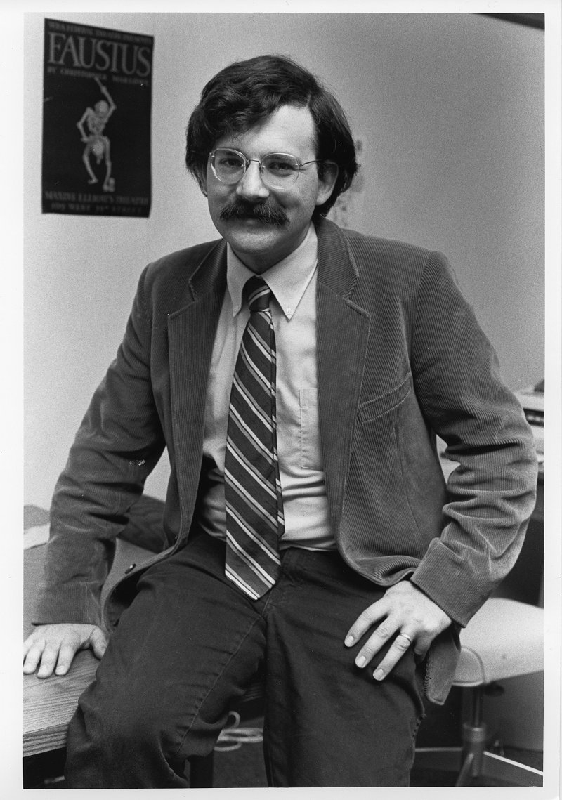 Dr. Roy A. Rosenzweig, January 10, 1986