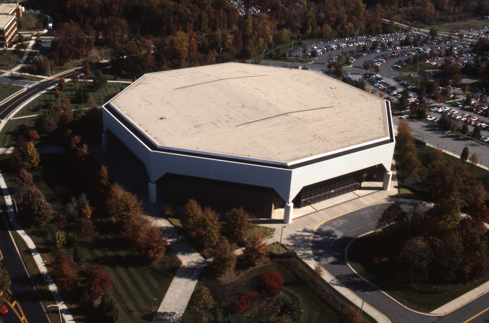 Patriot Center, ca. 1990