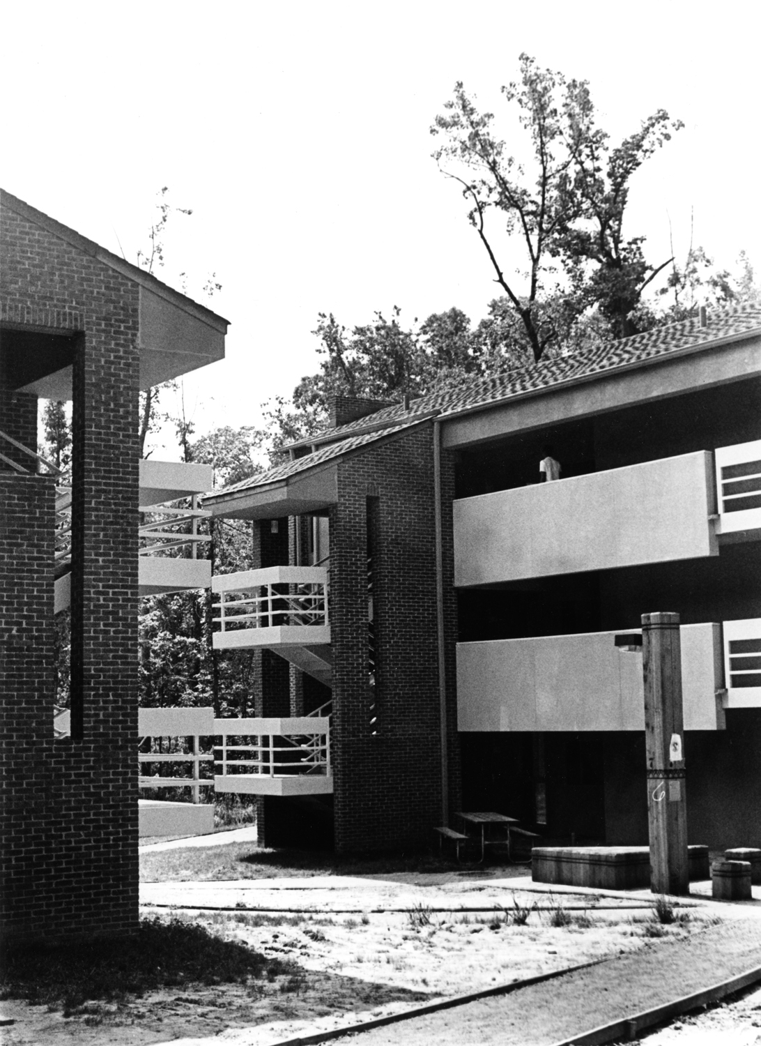 Student Apartments, ca 1981