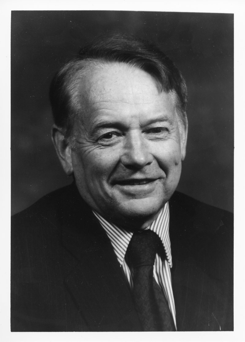 University Provost, Dr. Peter N. Stearns, October 14, 1999