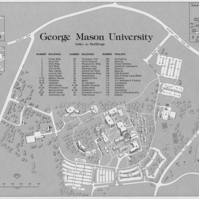 A History of George Mason University | Browse Items